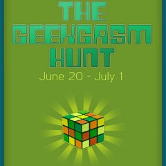 Geekgasm Hunt in Second Life