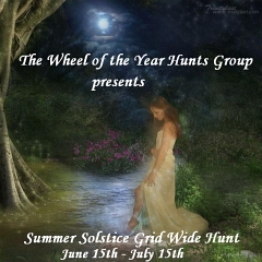 The Summer Solstice Hunt in Second Life