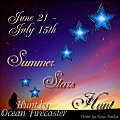 Summer Stars Hunt in Second Life
