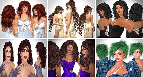 6 Hairstyles for Women in Second Life IV. Related Posts: