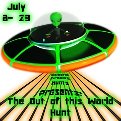 The Out of This World Hunt in Second Life