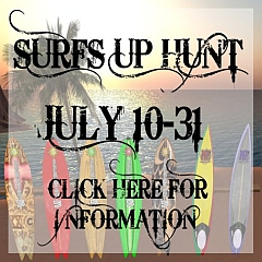 The Surfs Up Hunt in Second Life