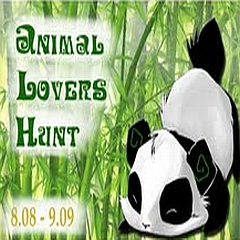 Animal Lovers Hunt in Second Life
