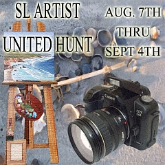 SL Artist United Hunt in Second Life
