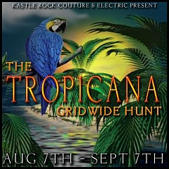 The Tropicana Hunt in Second Life