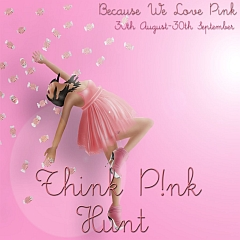 Think P!nk Hunt in Second Life