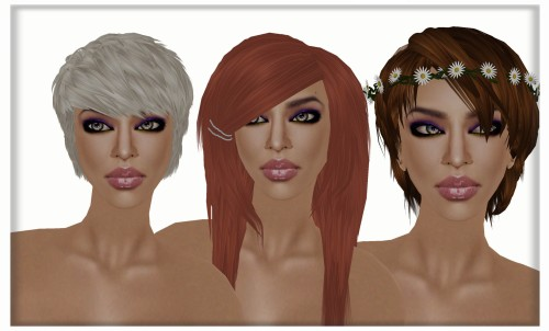 Hair Fair 2010 Magika, Bryce, Audacity