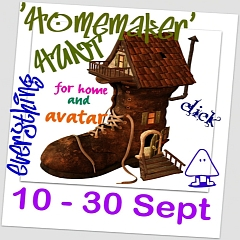The Homemaker Hunt in Second Life