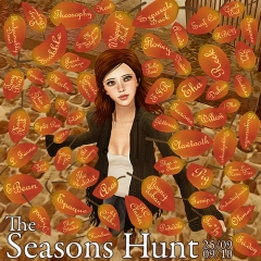 The Seasons Hunt in Second Life
