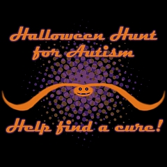 Halloween Hunt for Autism in Second Life