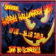 Happy Halloween Hunt in Second Life