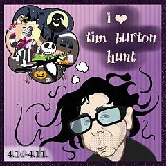 I Love Tim Burton Hunt in Second Life