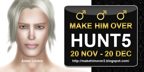 Make Him Over Hunt 5 in Second Life
