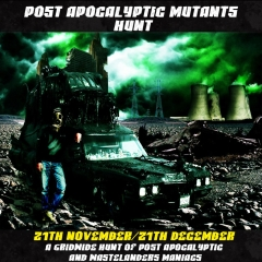 Post Apocalyptic Mutants Hunt in Second Life