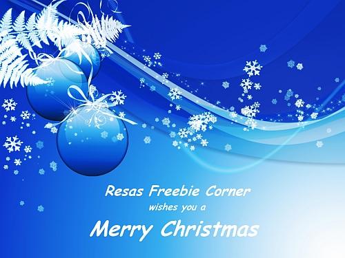 Merry Christmas - Frohe Weihnachten - Joyeux Noël