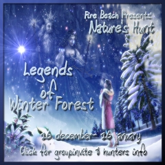 Nature's Hunt Legends of Winter Forest in Second Life