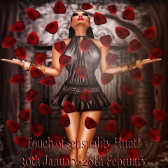 Touch of Sensuality Hunt in Second Life