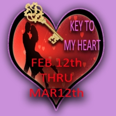 Key to My Heart Hunt in Second Life