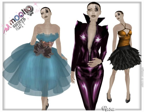 Moolto Sisters Hunt in Second Life I