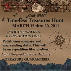 Timeless Treasures Hunt in Second Life