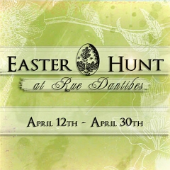 Rue Easter Egg Hunt in Second Life
