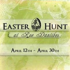 Rue Easter Egg Hunt in Second Life