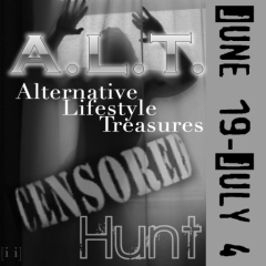 A.L.T. Hunt in Second Life