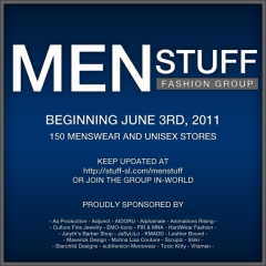 The MENstuff Fashion Hunt in Second Life