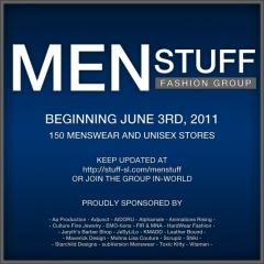 The MENstuff Fashion Hunt in Second Life