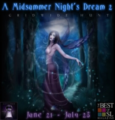 A Midsummer Night's Dream 2 Hunt in Second Life