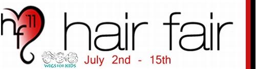 Hair Fair 2011 in Second Life