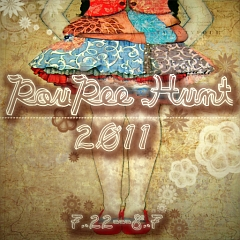 Poupee Hunt 2011 in Second Life