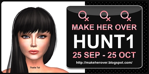 Make Her Over Hunt 1 in Second Life