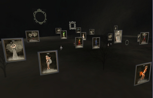 18 Free Avatars in Second Life