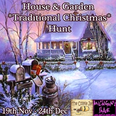 Traditional Christmas Hunt in Second Life