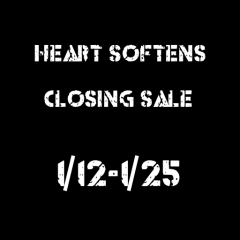 Closing Sale @ Heart Softens in Second Life
