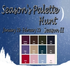 Season's Palette Hunt II in Second Life