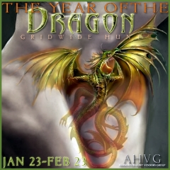 The Year of the Dragon Hunt in Second Life
