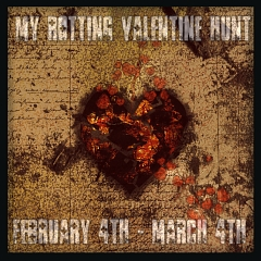 My Rotting Valentine Hunt in Second Life
