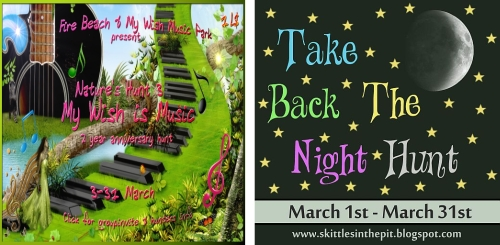 My Wish is Music Hunt & Take Back The Night Hunt in Second Life