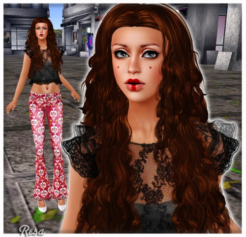 Fashion For Life & Al Vulo in Second Life