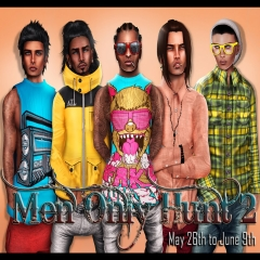 Men Only Hunt 2 in Second Life