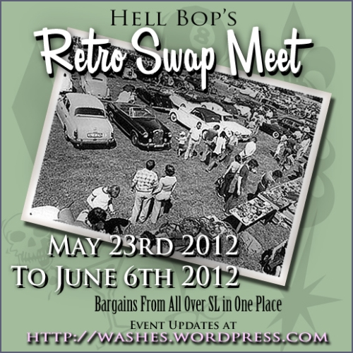 Retro Swap Meet in Second Life