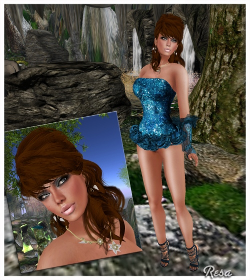 Designer Circle + Alli & Ali in Second Life