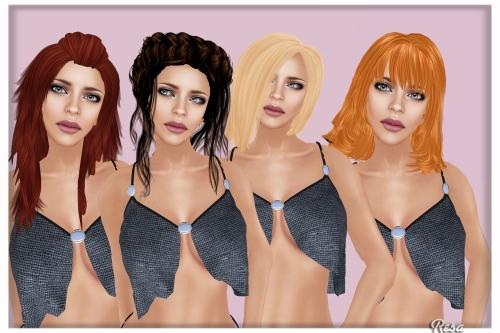 Hair Fair 2012 in Second Life 1
