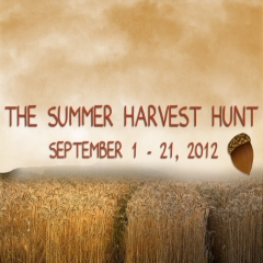 The Summer Harvest Hunt in Second Life