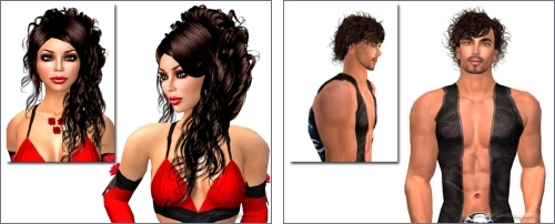 Second life online dating