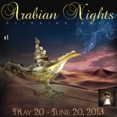 Arabian Nights Hunt in Second Life