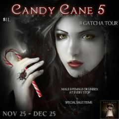 Candy Cane Hunt 5 in Second Life